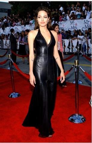 Angelina Jolie bir zamanlar böylesine kıvrımlıydı.