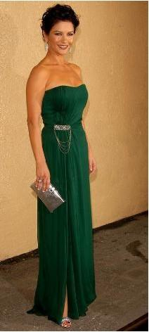 Catherine Zeta Jones.