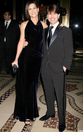 Tom Cruise ve eşi Katie Holmes