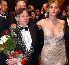 Roman Polanski ve eşi Emanuelle Seigner