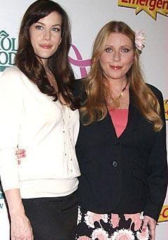 Liv Tyler ve annesi Bebe Buell