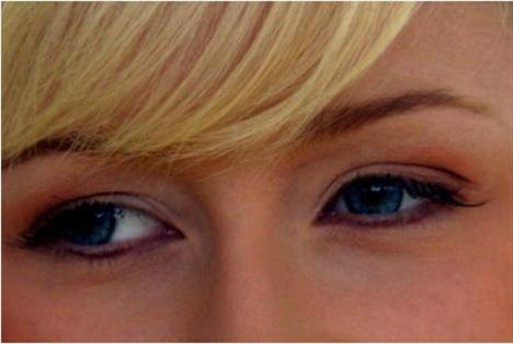 Test: Gözlerinden ünlüyü tahmin edin! - 3
