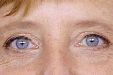 Test: Gözlerinden ünlüyü tahmin edin! - 15