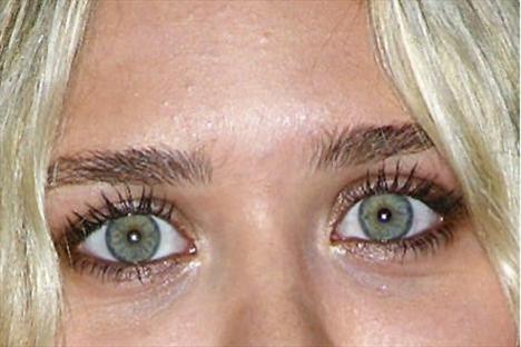 Test: Gözlerinden ünlüyü tahmin edin! - 19