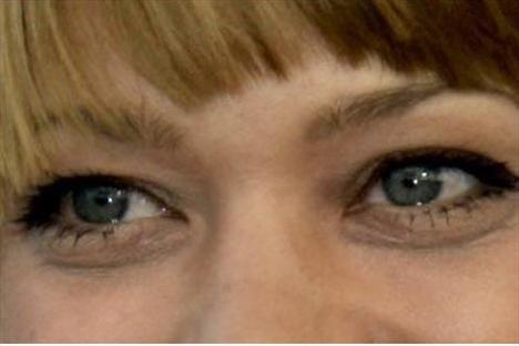 Test: Gözlerinden ünlüyü tahmin edin! - 25