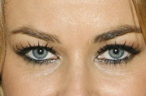 Test: Gözlerinden ünlüyü tahmin edin! - 37