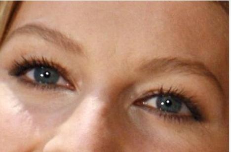 Test: Gözlerinden ünlüyü tahmin edin! - 43