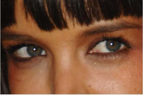 Test: Gözlerinden ünlüyü tahmin edin! - 51