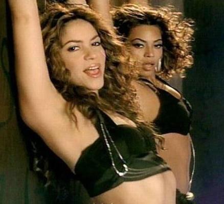 Beyonce - Shakira