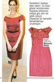 Ünlülerin elbiselerinden ilham alın - 1