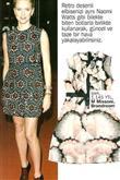 Ünlülerin elbiselerinden ilham alın - 8