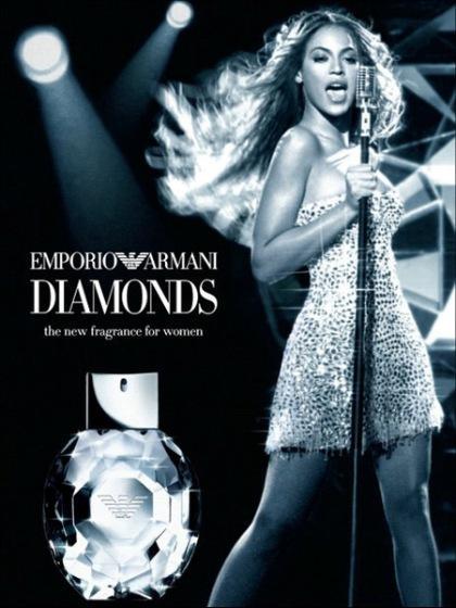 Beyonce - Emporio Armani Diamonds