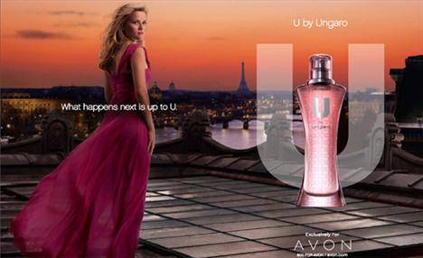 Reese Witherspoon - Avon U by Ungaro