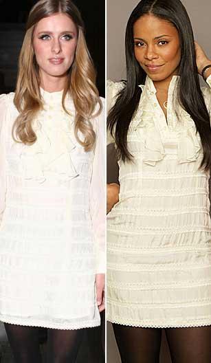 Elbiseleri aynı, tarzları farklı - 1