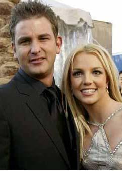 Britney Spears'ın kardeşi...