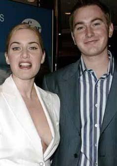 Kate Winslet'ın kardeşi..