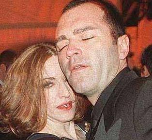 Madonna'nın kardeşi...
