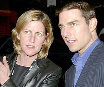 Tom Cruise'un kardeşi...