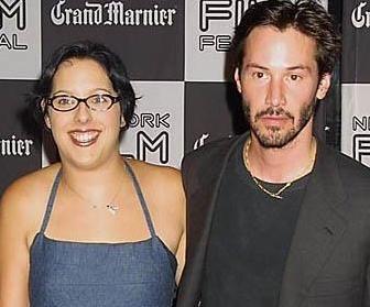 Keanu Reeves'in kardeşi...