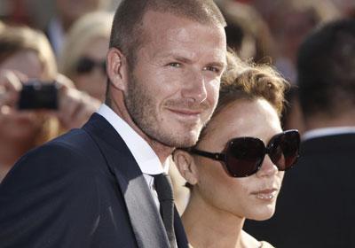 David Beckham ve Victoria Beckham 1 yıllık toplam kazanç: 58 milyon dolar