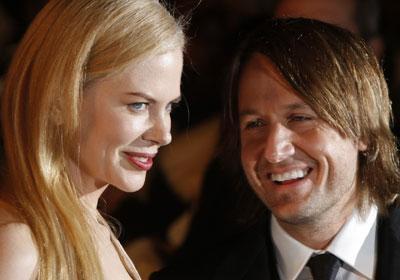 Keith Urban ve Nicole Kidman 1 yıllık toplam kazançları: 25 milyon dolar