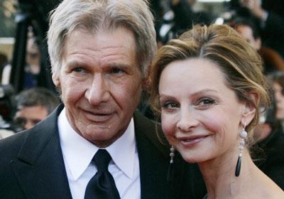 Harrison Ford ve Calista Flockhart  1 yıllık toplam kazanç: 22 million