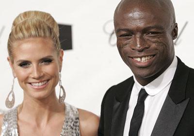 Seal ve Heidi Klum Yıllık toplam kazançları: 15.5 milyon dolar
