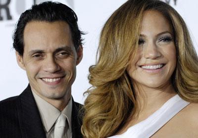 Marc Anthony ve Jennifer Lopez Yıllık toplam kazançları: 11 milyon dolar