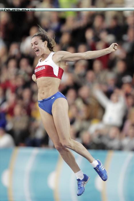 Yelena Isinbayeva - 34