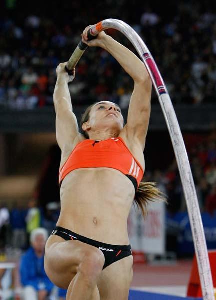 Yelena Isinbayeva - 24