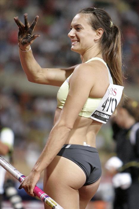 Yelena Isinbayeva - 31