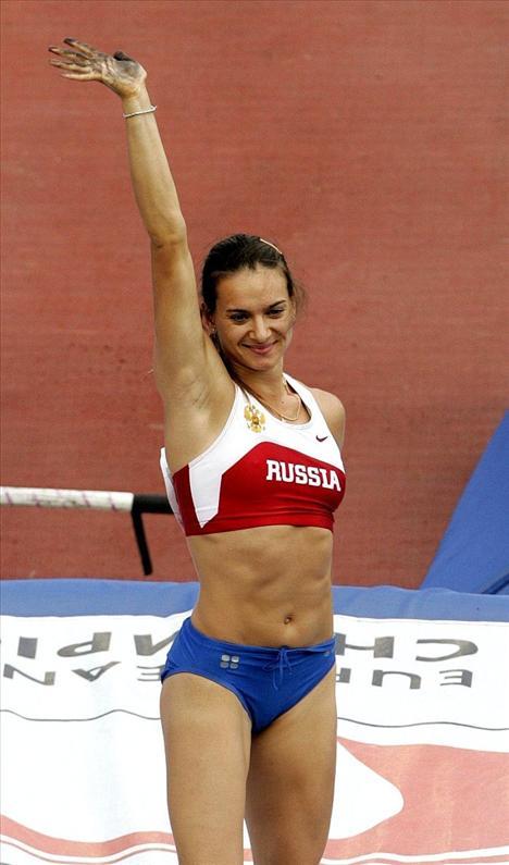 Yelena Isinbayeva - 25