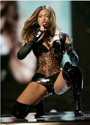 Beyonce 1. 68 cm boyunda.
