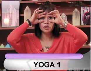 YOGA 1 Göz altı ve kaşınızı bir arada tutarak hafifçe gerin ve gözlerinizi kısarak 10 saniye bekleyin. Bunu sabah öğlen akşam tekrarlayabilirsiniz. Klasik yoganın içinde bir bölüm olan ve tüm dünya ile birlikte Türkiye'de de ilk kez Siddashram Yoga Merkezi'nin uzmanlarından Lourdes Çabuk tarafından uygulanan 'Güzellik Yogası', hem içerden hem de dışardan yapılan çalışmalarla cildinizi ve yüzünüzü daha genç, sağlıklı ve güzel kılmayı hedefliyor. Doğru beslenme, nefes çalışmaları ve yüze yönelik egzersiz hareketleri birleşince ortaya neşter altına yatmadan da güzelleşilebileceği gerçeği çıkıyor.