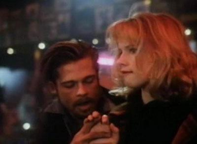 'Kalifornia' ve 'Too Young to Die filmlerinde birlikte rol olan Juliette Lewis ve Pitt, 1993'te aşklarını ilan etmişti.