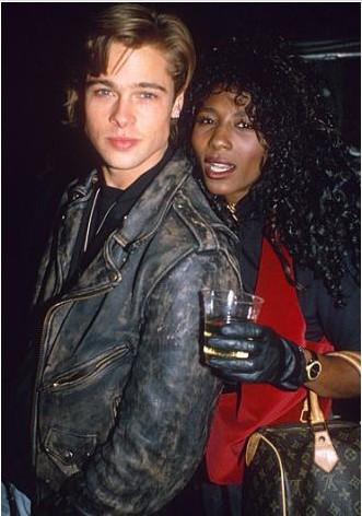 Brad Pitt ve Sinitta