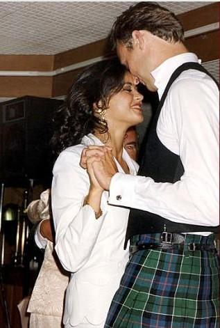 John Leslie ve Catherine Zeta-Jones