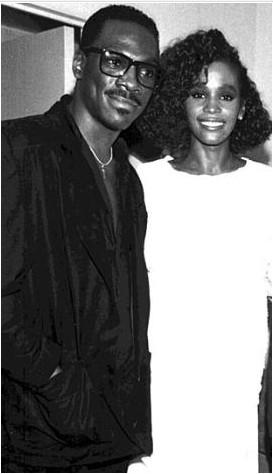 Whitney Houston ve Eddie Murphy