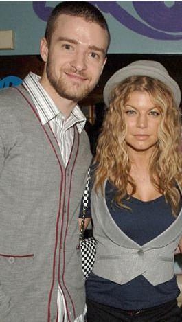 Justin Timberlake ve Fergie