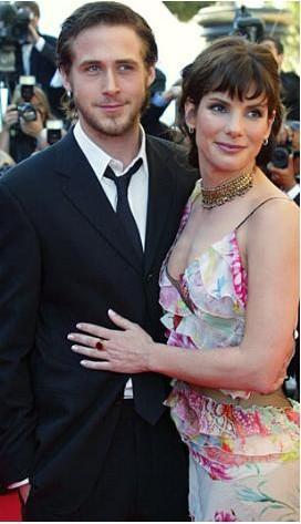 Ryan Gosling ve Sandra Bullok