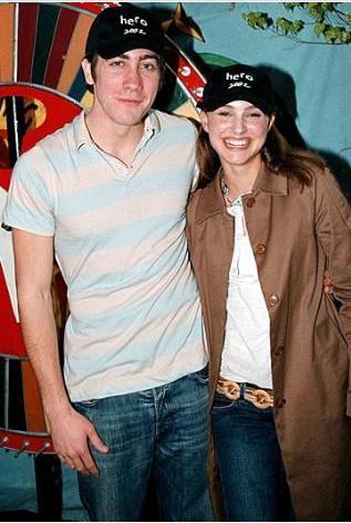 Jake Gyllenhaal ve Natalie Portman
