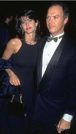 Courteney Cox ve Michael Keaton