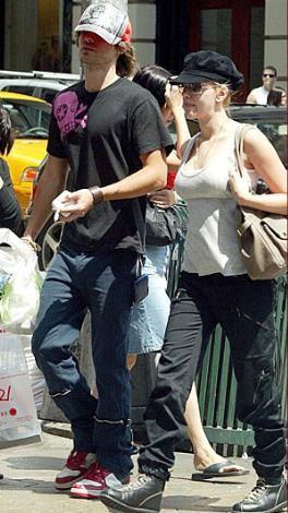 Jared Leto ve Scarlett Johansson