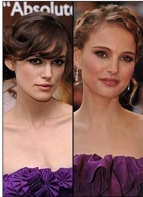 Keira Knightly ve Natalie Portman