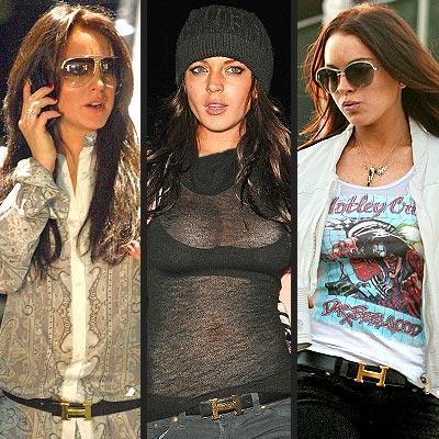 Hollywood'un ünlü güzellerinin çok sevdiği, üzerinden hiç ayırmadığı giysi veya aksesuar neler? İşte farklı zamanlarda çekilmiş fotoğraflar...