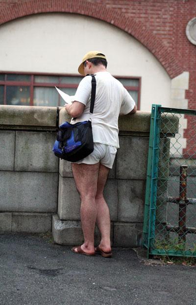 """""""Bacaklarım bana göre çok güzel ve bunu herkesle paylaşmakta bir sorun görmüyorum""""... Bizce görmelisin!!"""