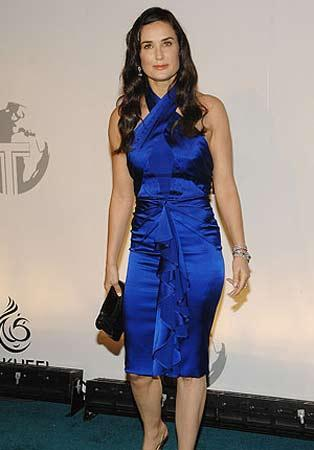 Demi Moore  2008