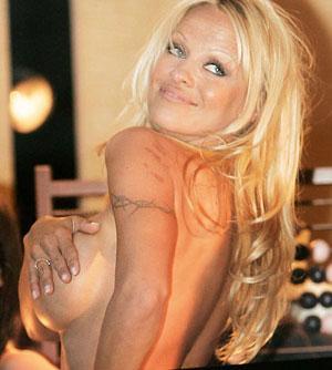 Pamela Anderson 2008